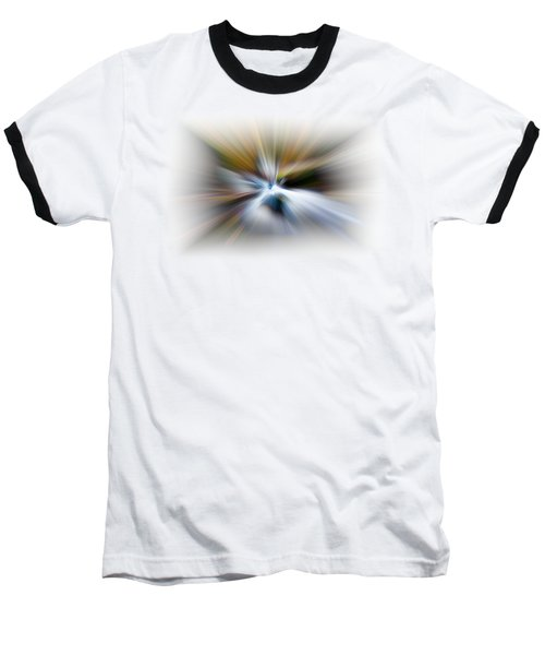 Baseball T-Shirt featuring the photograph Light Angels by Debra and Dave Vanderlaan