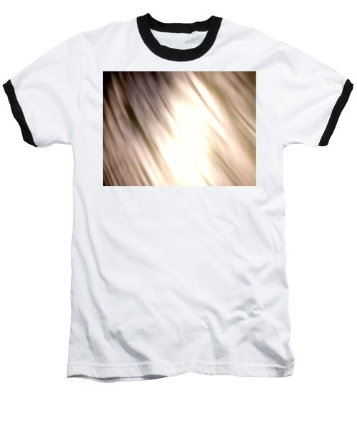 Light Waves Baseball T-Shirt