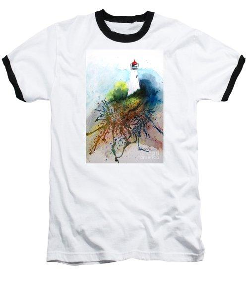 Lighthouse I - Original Sold Baseball T-Shirt