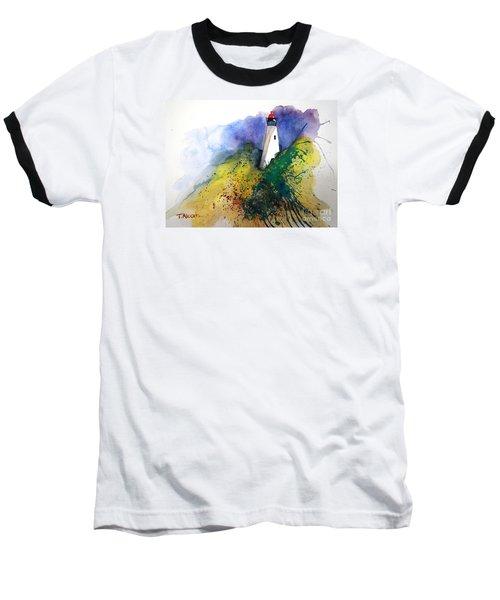 Lighthouse IIi - Original Sold Baseball T-Shirt