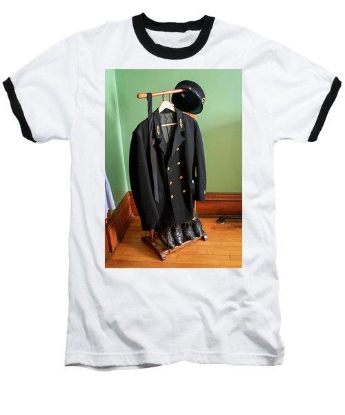 Lighthouse Keeper Uniform Baseball T-Shirt