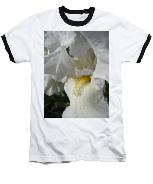 Baseball T-Shirt featuring the photograph Like Angel Wings by Brooks Garten Hauschild