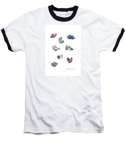 L'il Shoes Baseball T-Shirt