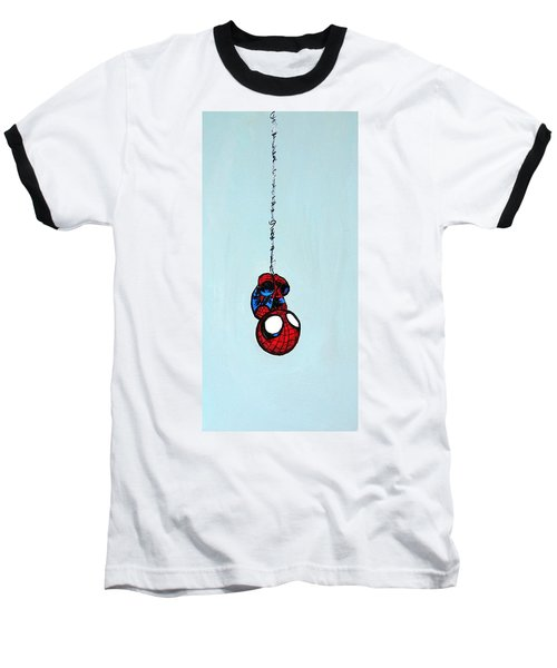 L'il Webcrawler Baseball T-Shirt