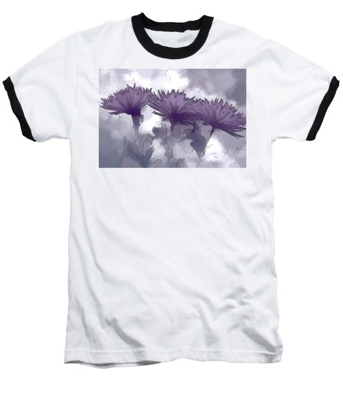 Lilac Fancy Baseball T-Shirt