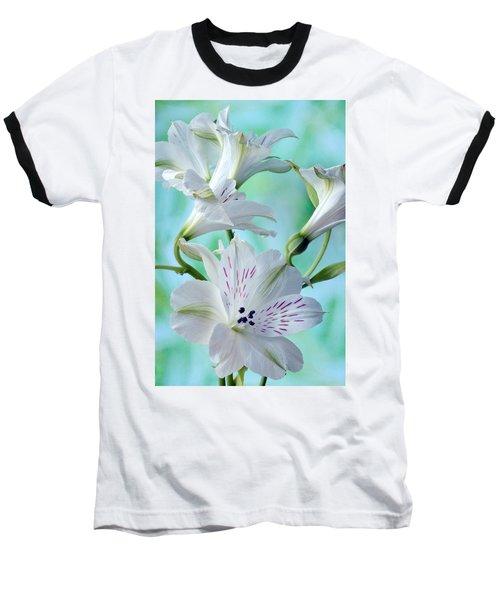 Lily Of The Incas Baseball T-Shirt
