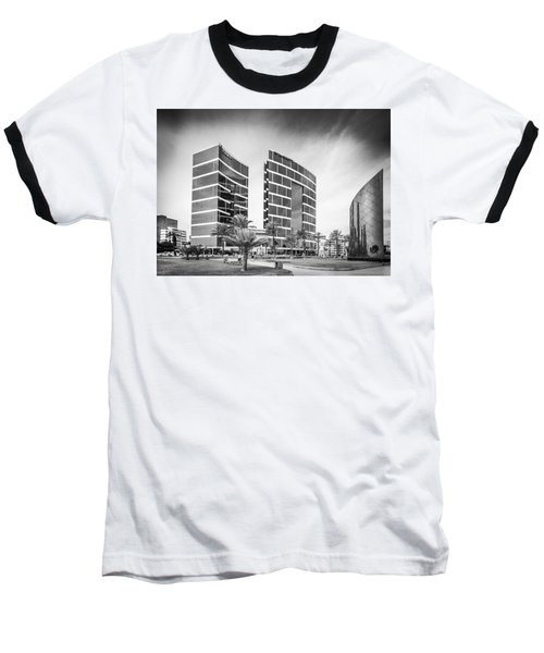 Lima Buildings Baseball T-Shirt