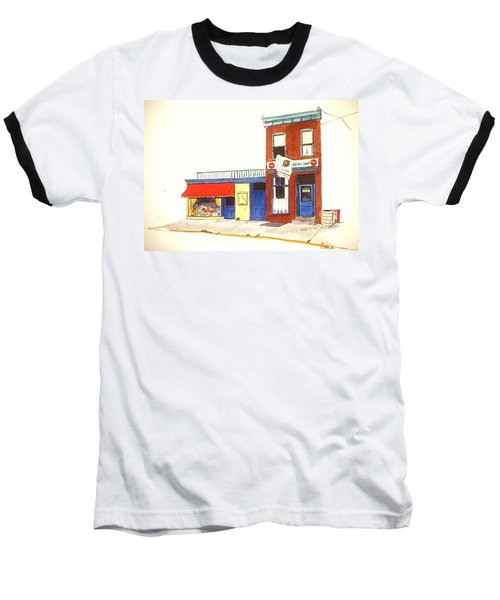 Lincoln News Baseball T-Shirt