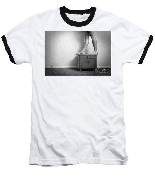Lines #7054 Baseball T-Shirt