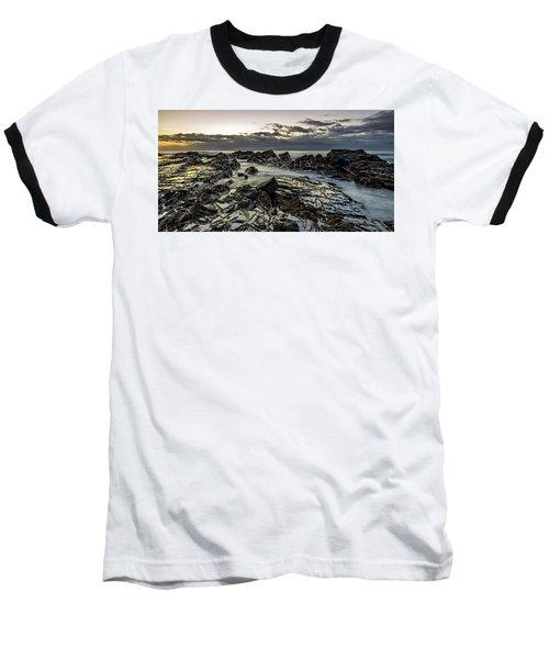Lines Of Time Baseball T-Shirt