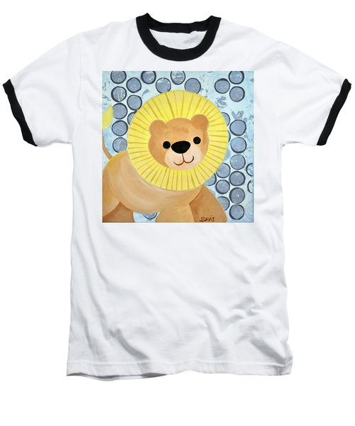 The Blessing Of The Lion Baseball T-Shirt