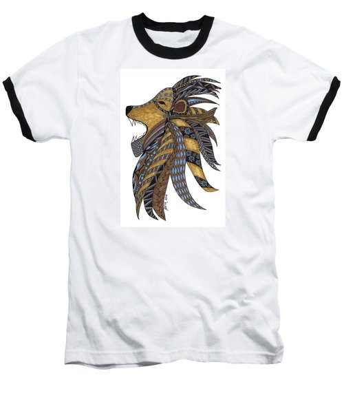 Roar Baseball T-Shirt
