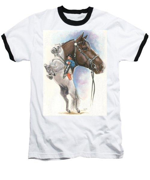 Lippizaner Baseball T-Shirt