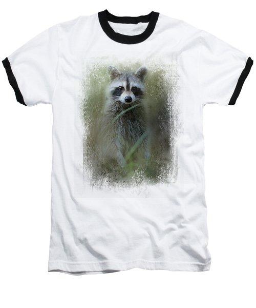 Little Bandit Baseball T-Shirt by Jai Johnson