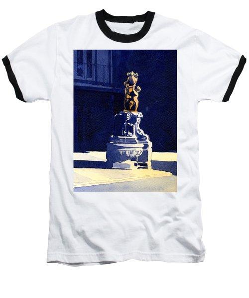 Little Fountain Baseball T-Shirt
