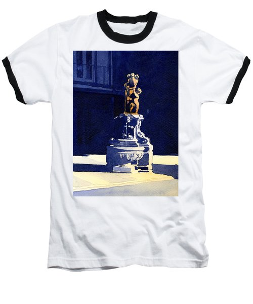 Little Fountain Baseball T-Shirt