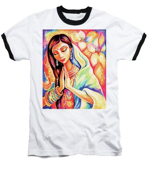Little Himalayan Pray Baseball T-Shirt