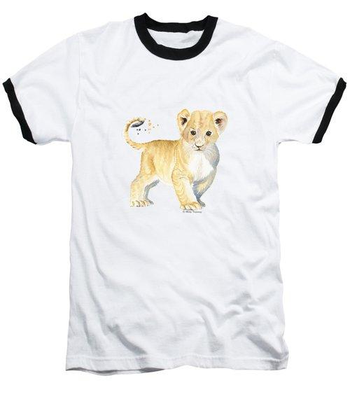 Little Lion Baseball T-Shirt