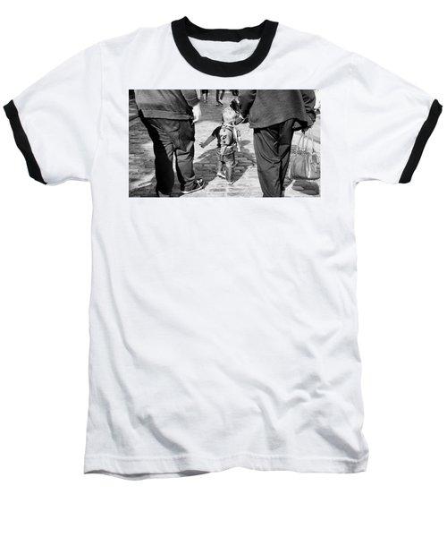 Little Man Baseball T-Shirt