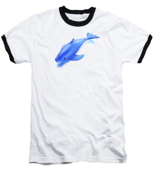 Little Rubber Fish Baseball T-Shirt