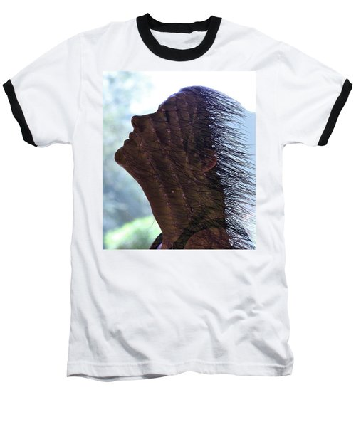 Lizard Baseball T-Shirt
