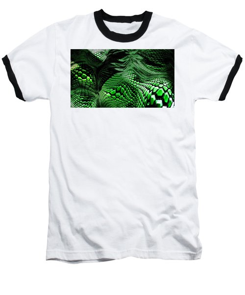 Dragon Skin Baseball T-Shirt