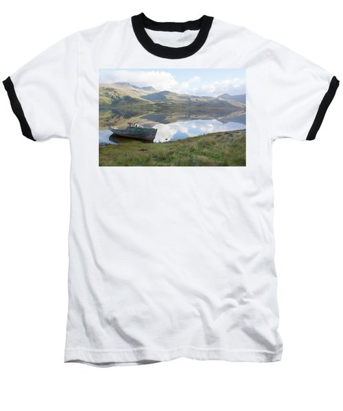 Loch Beg Reflects Baseball T-Shirt