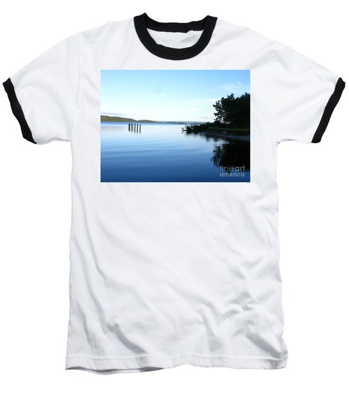 Loch Lomond Baseball T-Shirt by Mini Arora