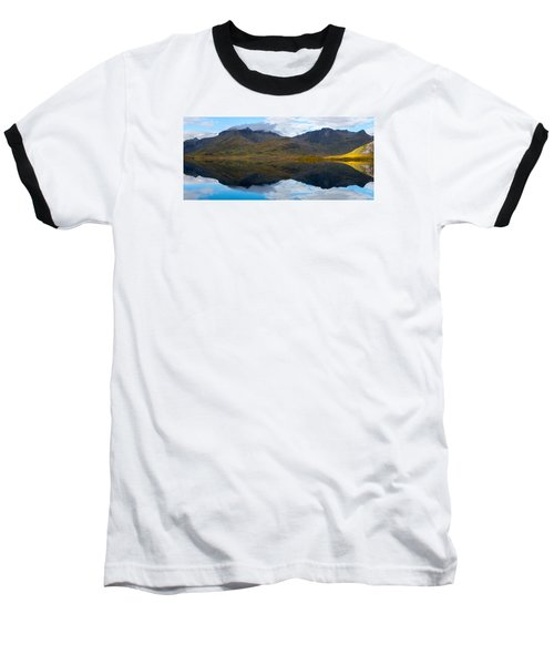Lofoten Lake Baseball T-Shirt