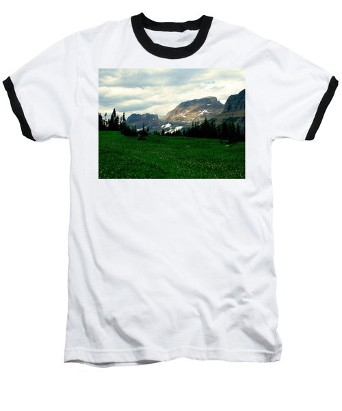 Logan's Pass Baseball T-Shirt