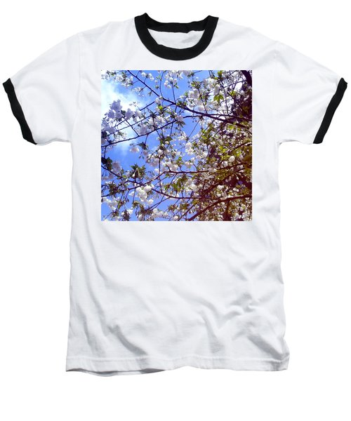 Baseball T-Shirt featuring the photograph Lomography Spring Berlin by Art Photography