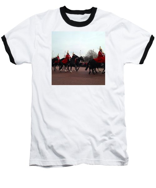 London Calling Baseball T-Shirt
