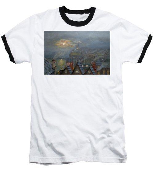 London Fog Baseball T-Shirt