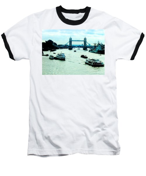 London Uk Baseball T-Shirt