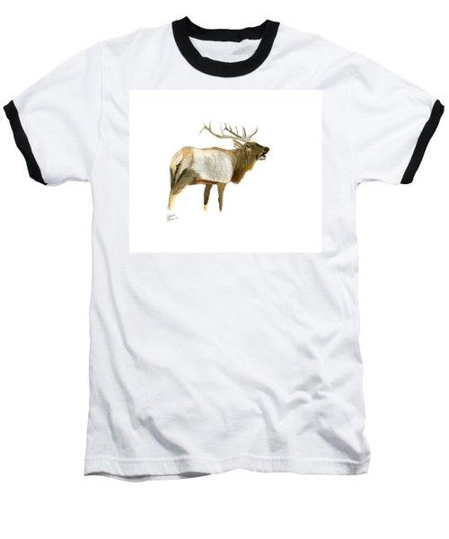 Lone Elk Baseball T-Shirt