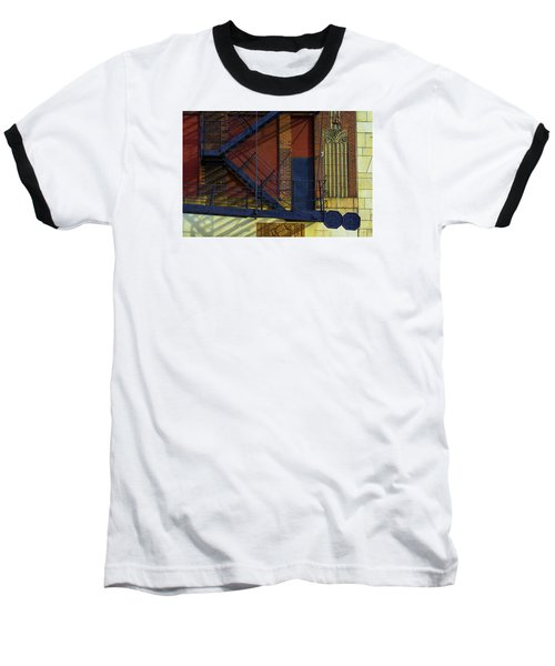 Lonely Days Parking Garage V2 Baseball T-Shirt