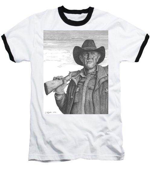 Longmire Baseball T-Shirt by Lawrence Tripoli