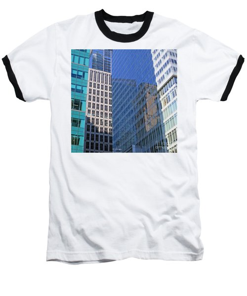 Look Through Any Window Baseball T-Shirt