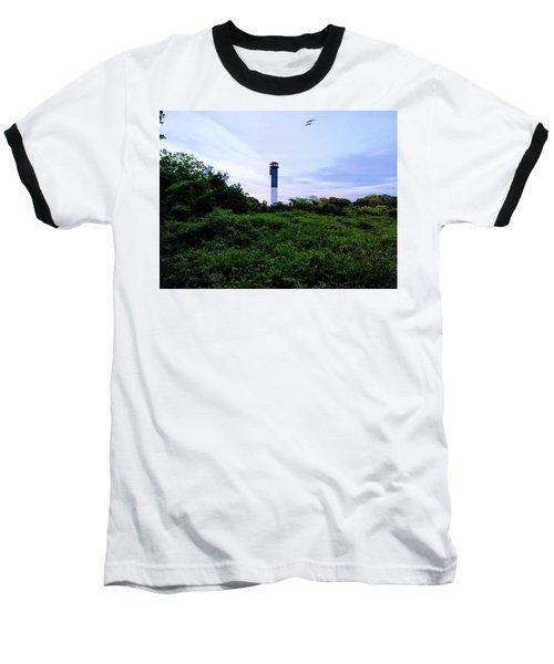 Lost Lighthouse Baseball T-Shirt