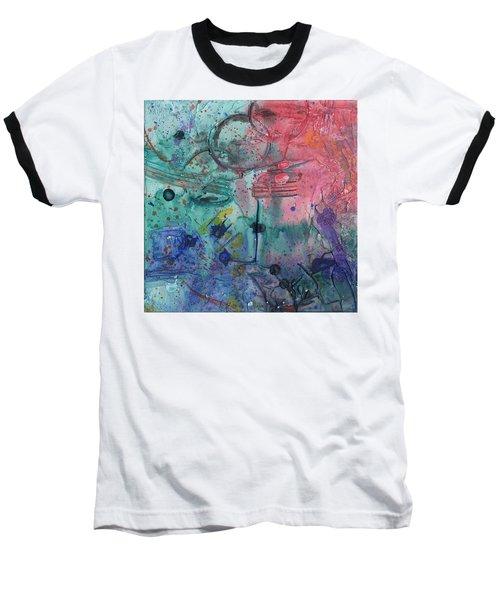 Lost Paradise Baseball T-Shirt by Phil Strang