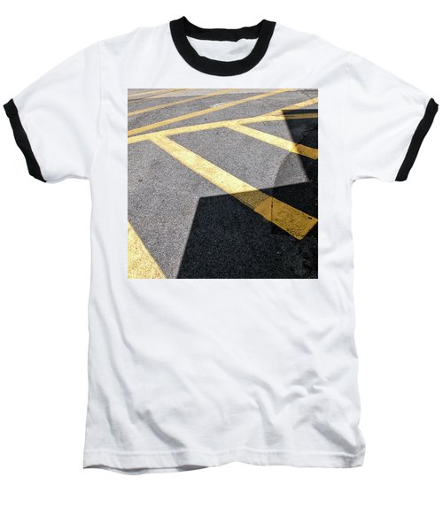 Lot Lines Baseball T-Shirt