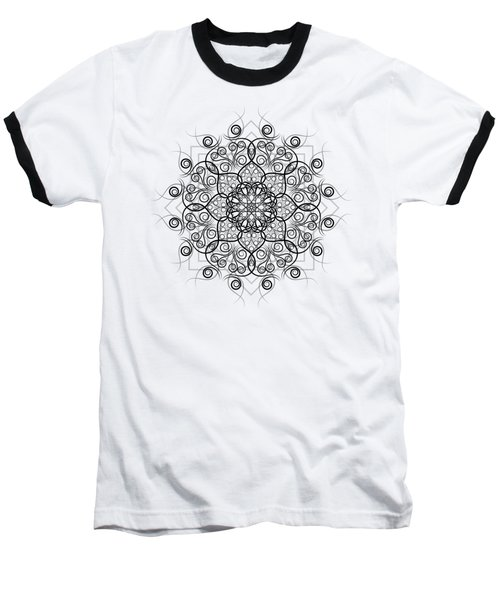 Lotus #1 Baseball T-Shirt