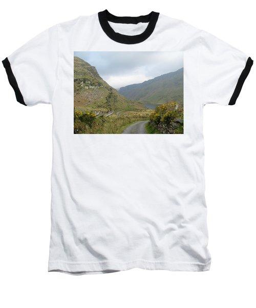 Lough Anascaul Baseball T-Shirt