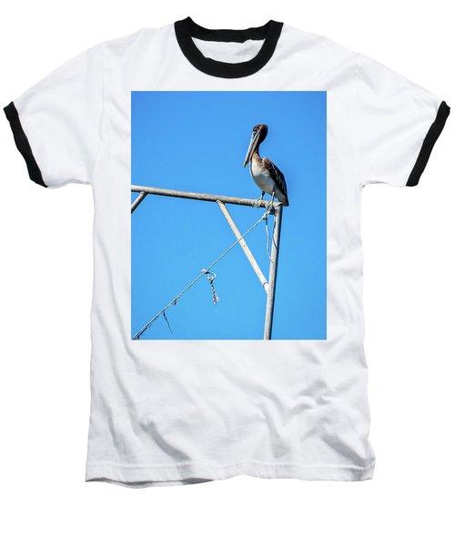 Louisiana's State Bird Baseball T-Shirt