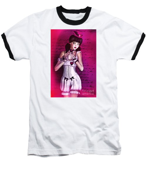 Love Doll Baseball T-Shirt