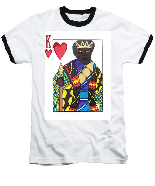 Love King Baseball T-Shirt