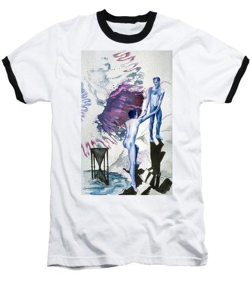 Love Metaphor - Drift Baseball T-Shirt