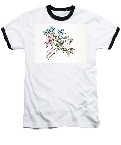 Love To All Baseball T-Shirt
