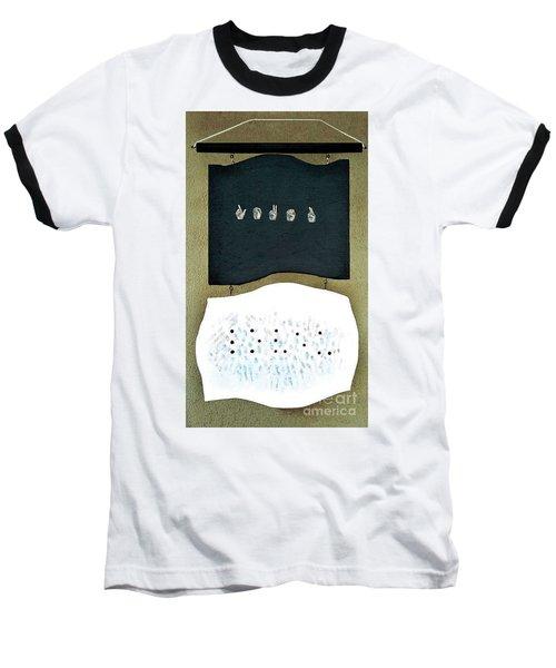 Love U Baseball T-Shirt