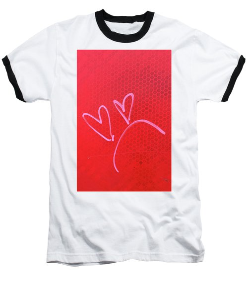 Baseball T-Shirt featuring the photograph Love's Disappointments by Art Block Collections